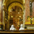 Santuario della Consolata church in Turin — Stock Photo