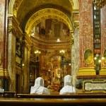 Santuario della Consolata church in Turin — Stock Photo
