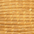 Stock Photo: Surface of wicker ware or furniture made from dry straw