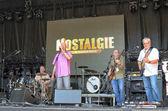 La Legende Nostalgie concert in frame of National Day of Belgium — Stock Photo