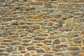 Walloon style of stonework — Stock Photo