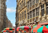Grand place di bruxelles — Foto Stock