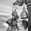 Buddhist bells — Stockfoto