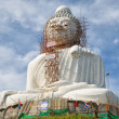 big buddha of phuket — Stock Photo
