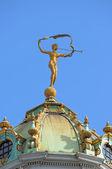 Maison du Roi d'Espagne στο Grand Place των Βρυξελλών — Φωτογραφία Αρχείου