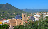 Onda cidade na província de valência, espanha — Foto Stock