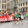Brussels Marathon and Half Marathon — Stock Photo