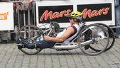 Bruselas maratón y media maratón — Foto de Stock