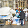 Stock Photo: UN Day on Grand Place