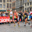 Brussels Marathon — Stock Photo
