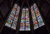 St. Rumbold's Cathedral in Mechelen, Belgium — Stock Photo