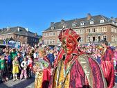 Carnival in Nivelles — Stock Photo