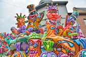 Carnival in Halle, Belgium — Stock Photo
