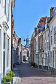 Middelburg in province Zeeland, Netherlands — Stock Photo