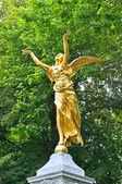 Memorial of Juliaan Dillens in  Brussels — Stock Photo