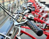 自転車を駐車 — ストック写真