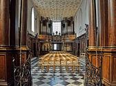 Chapelle de Bois-Seigneur-Isaac, Belgium — Stock Photo