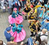 Halle Carnival — Stock Photo