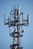 GSM mast — Stock Photo