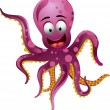 Cute octopus — Stock Vector #12669947
