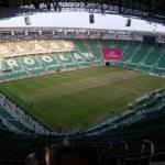 Stadion Miejski — Stock Photo