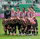Athletic Bilbao group — Stock Photo