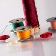 Sewing threads — Stock Photo #13800232