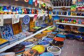 Tunisian market — Stock Photo