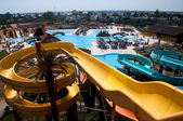 Tunisian water park — Stock Photo