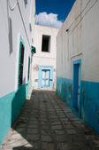 Arabian street — Stock Photo