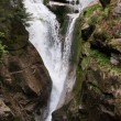 Stock Photo: Waterfall Kochel