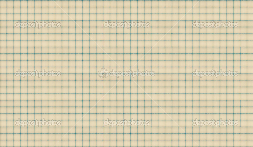 Vintage squared paper sheet texture or background — Stock Photo ...