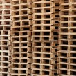 Stock Photo: Pallets
