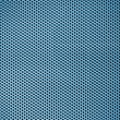 Stock Photo: Blue Steel mesh screen background and texture