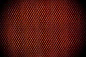 Red  background of circle pattern texture — Stock Photo