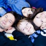 Family portrait — Stock Photo #13769715
