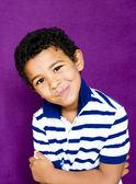 American african boy — Stock Photo
