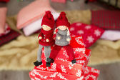Toys for holiday — Stock Photo