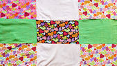 Conjunto de tejido — Foto de Stock