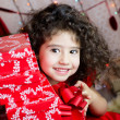 Christmas girl — Stockfoto #16354399