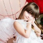 Christmas angel — Stock Photo #17438645