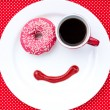Morning smile — Stock Photo