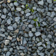 Grid background with different shapes of rocks  — Stock Photo