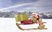 Brinquedo de natal — Foto Stock