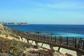 South east coast of Spain Costa Blanca — Stock Photo
