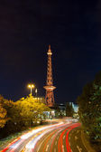 Berliner Funkturm — Stock Photo
