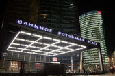 Berlin - Potsdamer Platz — Stock Photo