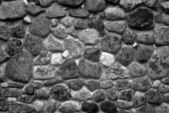 Stone wall as background — Stock Photo