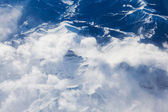 Pyrenees mountains amazing aerial view — Stockfoto