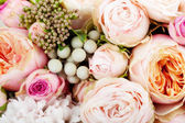 Beutiful bouquet of flowers — Stock Photo